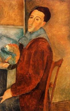 Self-Portrait (1919)